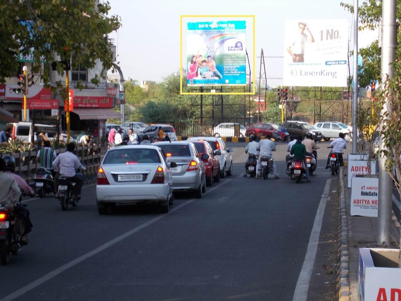 Opp. Traffic Park, VIP Road,T-Point,Nagpur