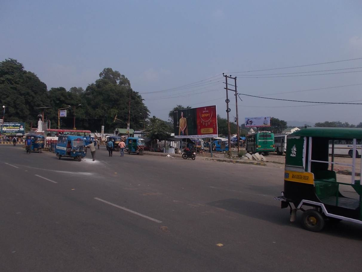 Rishikul  (Ol Bus Stand & Private Bus Stand & Auto Stand), Haridwar