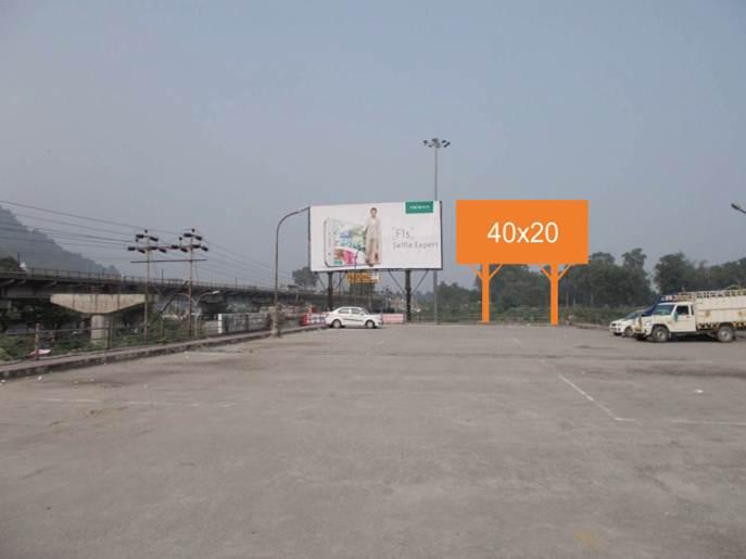 Harki Pauri Parking NH 58 Delhi, Haridwar
