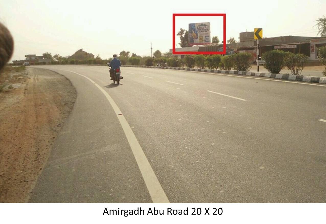 Abu Road, Amirgadh