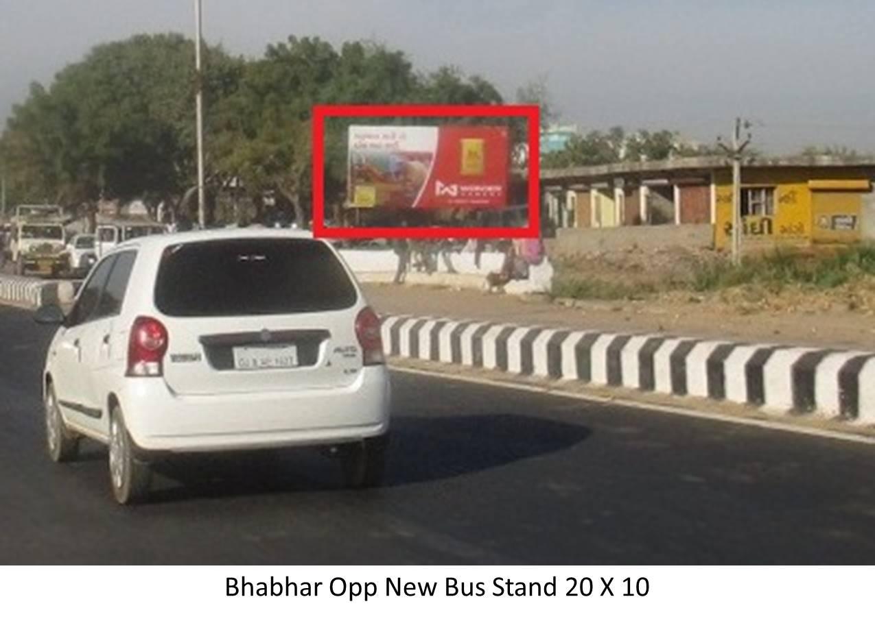 Opp New Bus Stand, Bhabhar