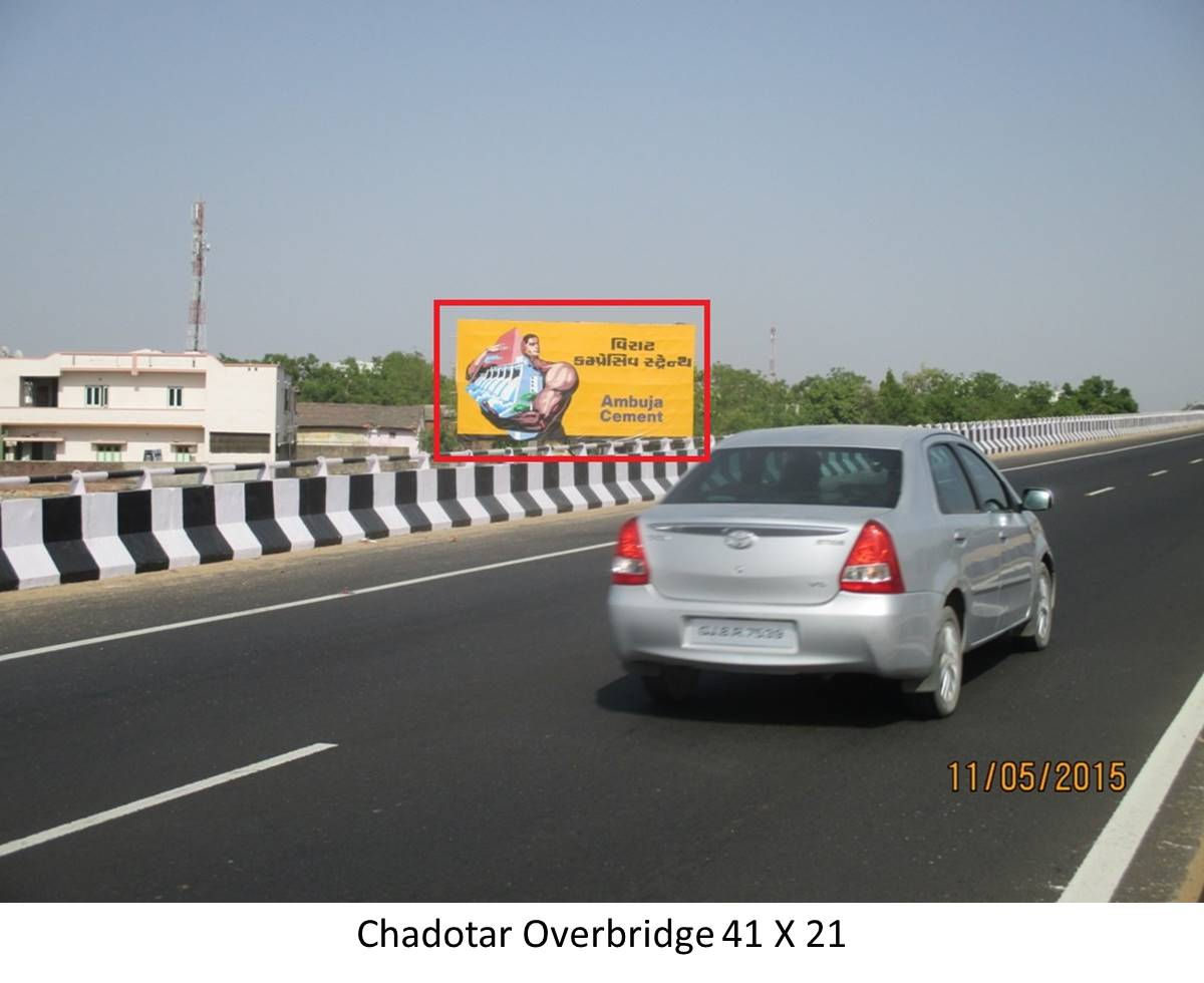 Over Bridge, Chadotar