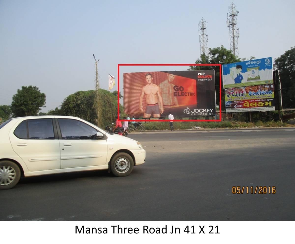 Three Road Jn, Mansa