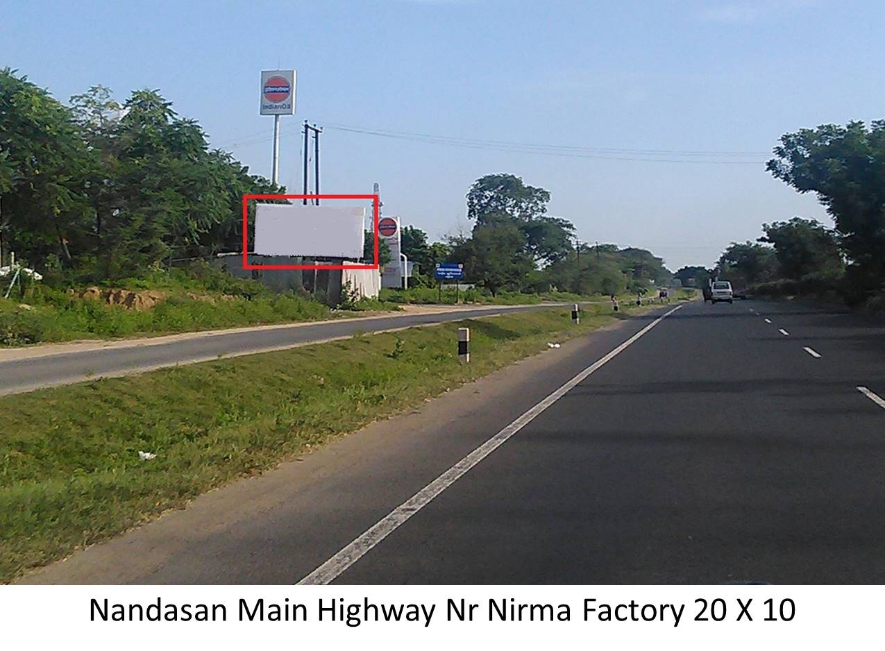 Main Highway Nr Nirma Factory, Nandasan