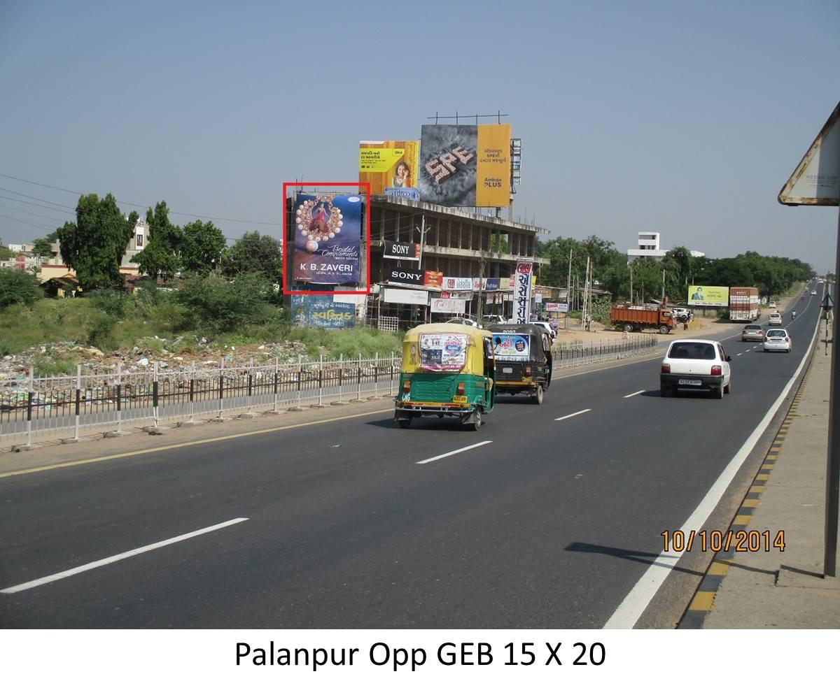 Opp GEB, Palanpur