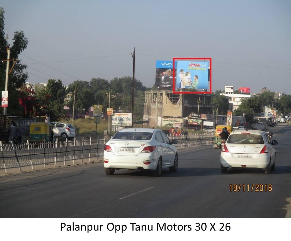 Opp Tanu Moters, Palanpur