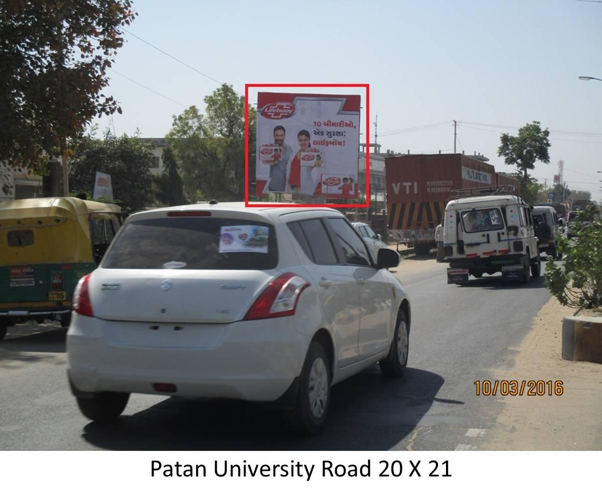 University Road, Patan