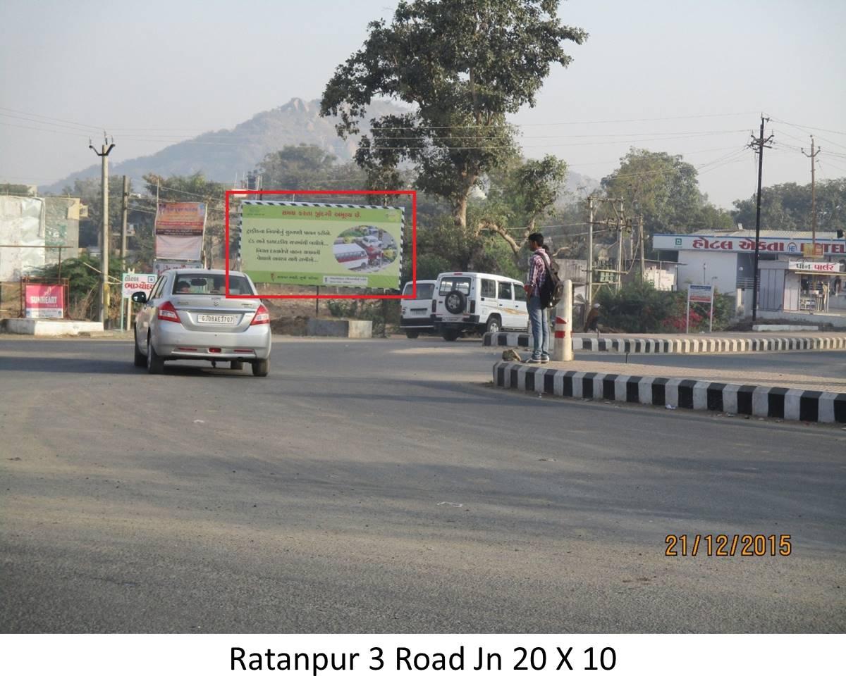 3 Road Jn, Ratanpur