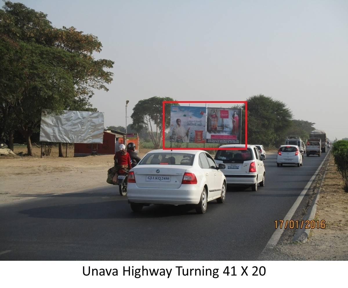 Highway Turning, Unava