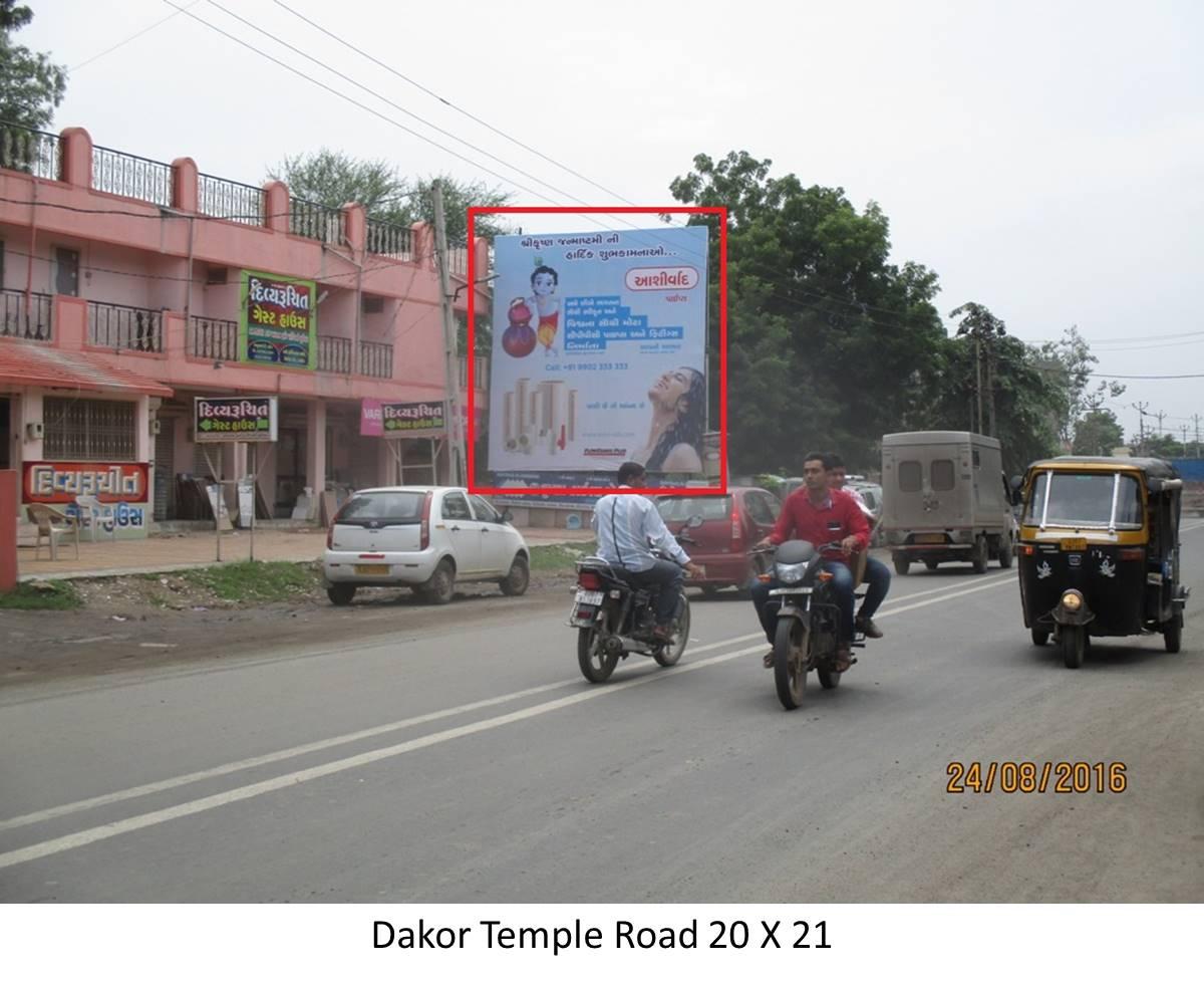 Temple Rd, Dakor