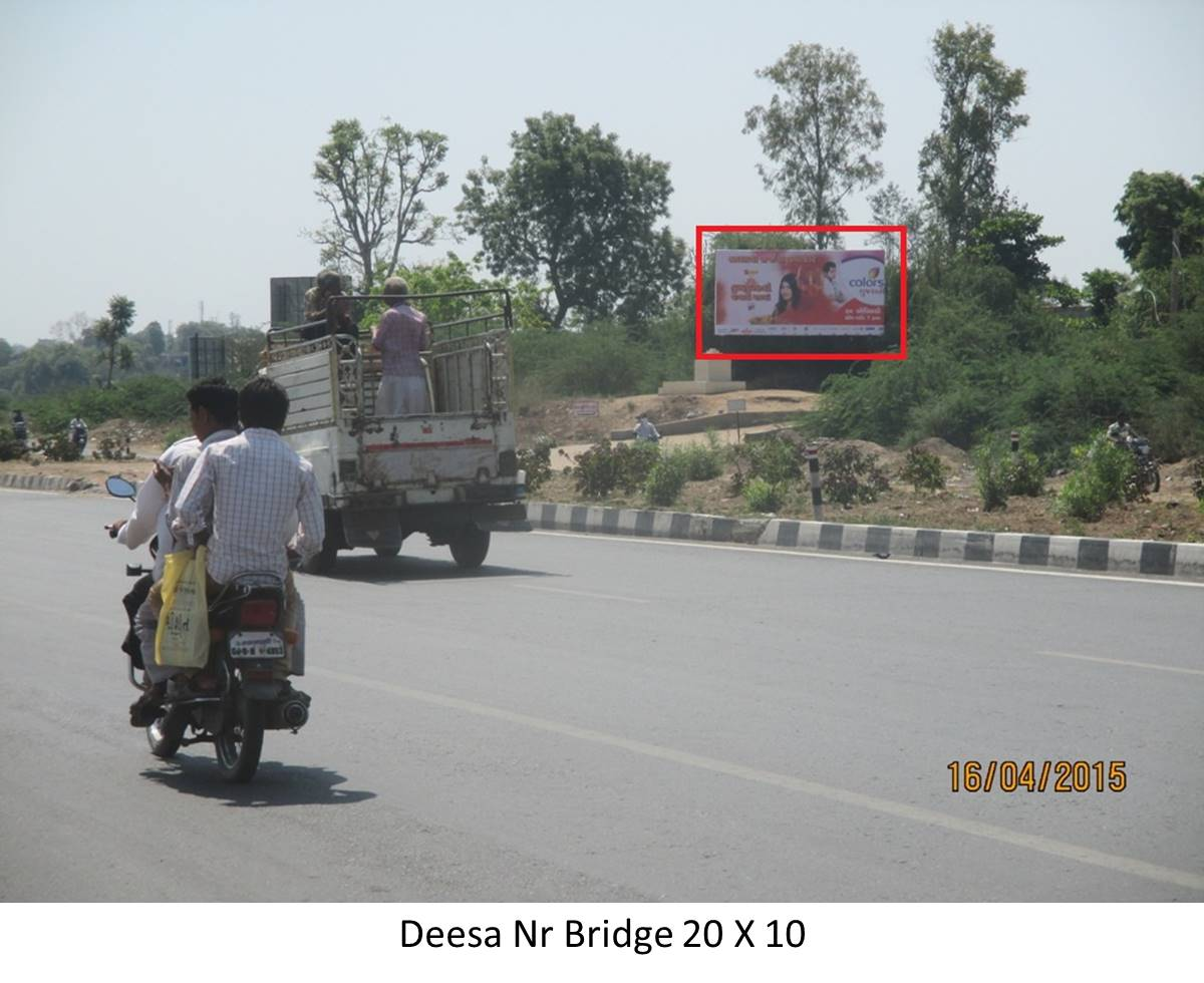 Nr Bridge, Deesa