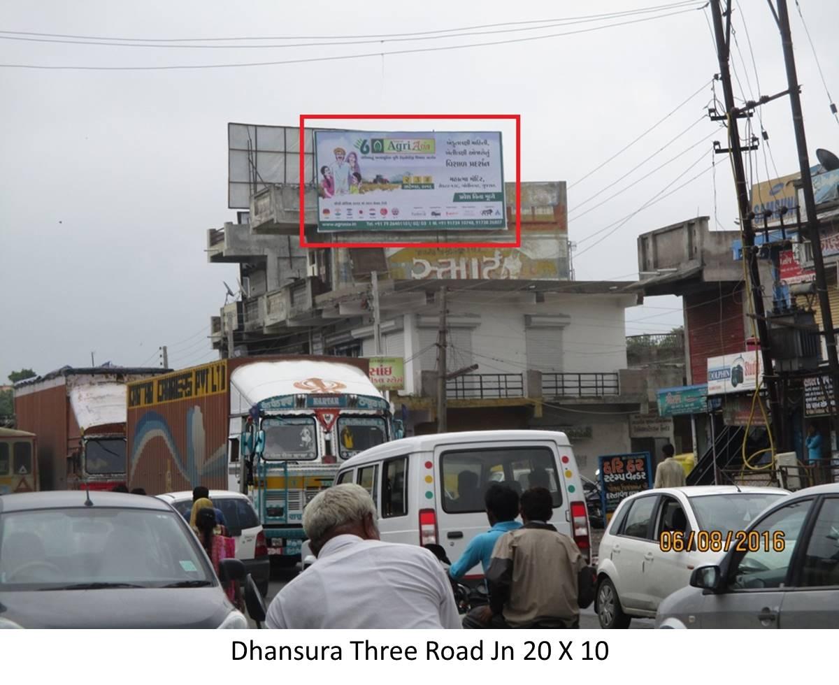 Opp Bus Stand, Dhansura