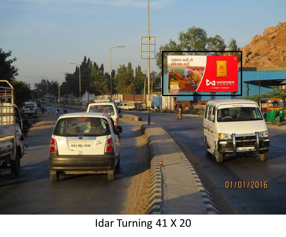Turning, Idar