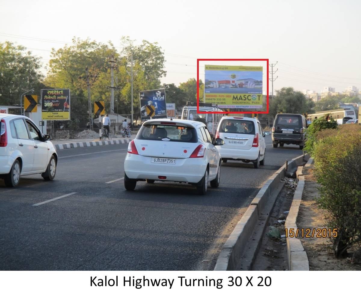 Highway Turning, Kalol