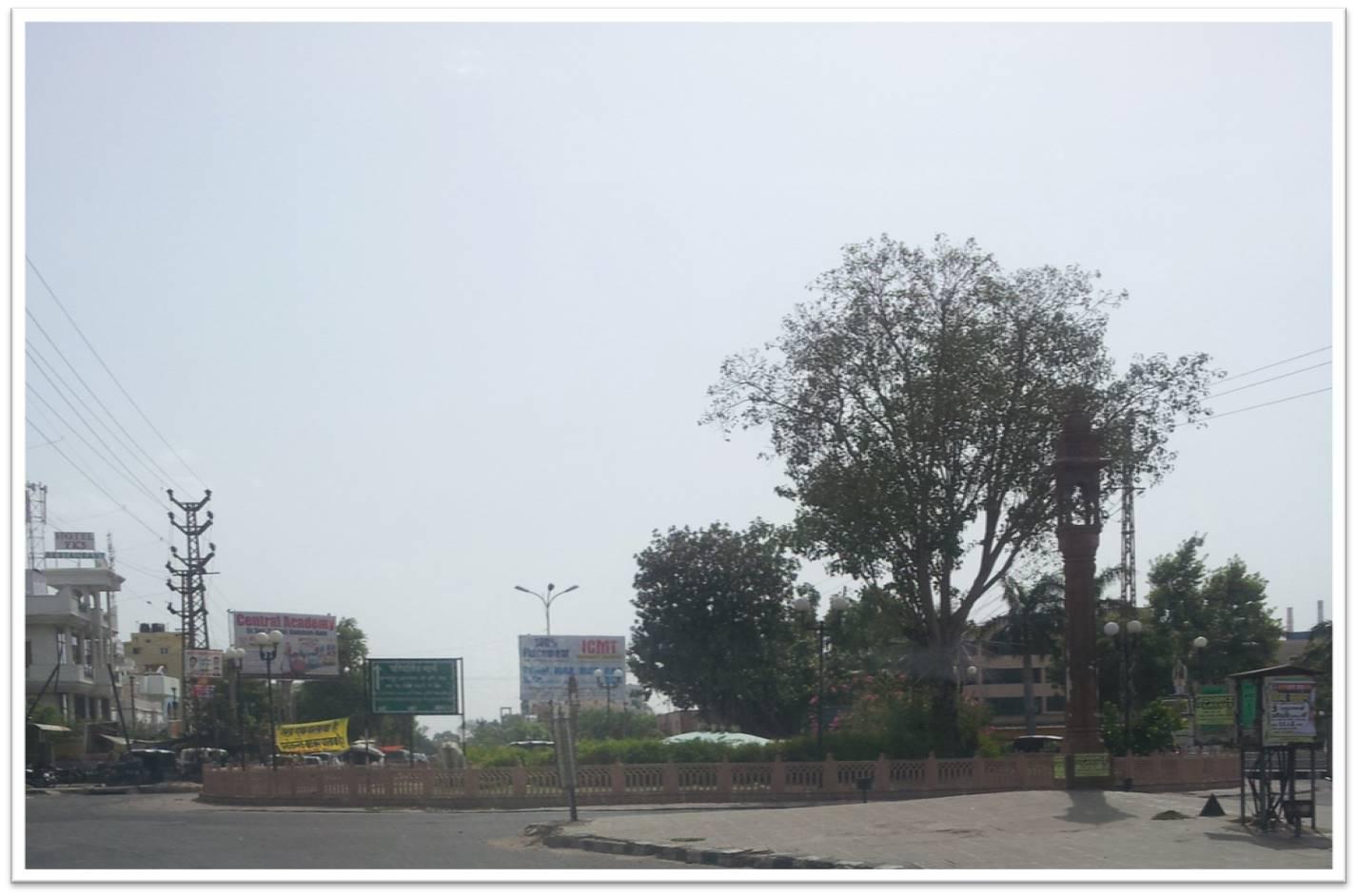 Chawni Fly Over, Kota