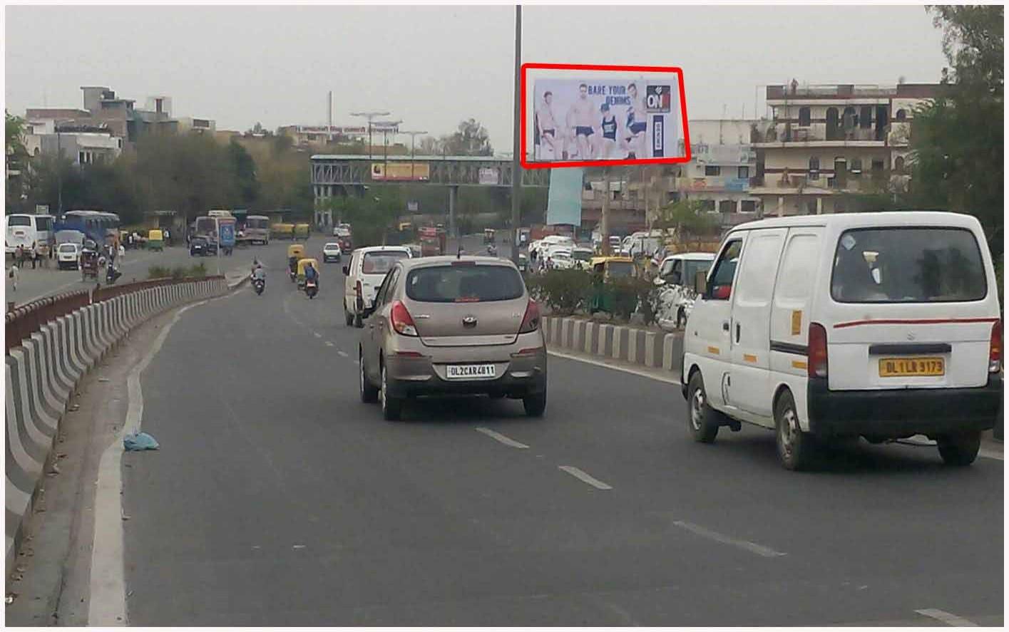 KaramPura  Flyover, Delhi