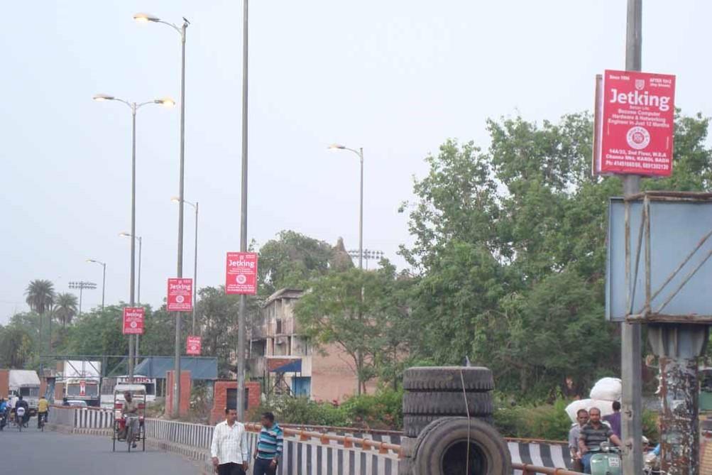Sadar PaharGanj Zone Kiosk Area, Delhi
