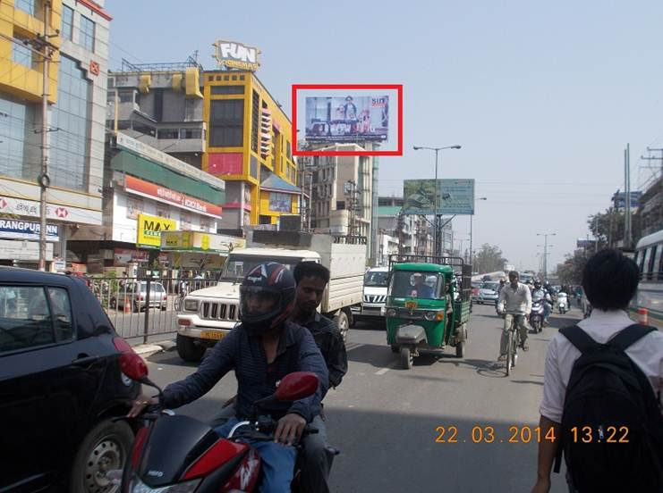 GS Road Bhangaghar Flyover, Guwahati-1