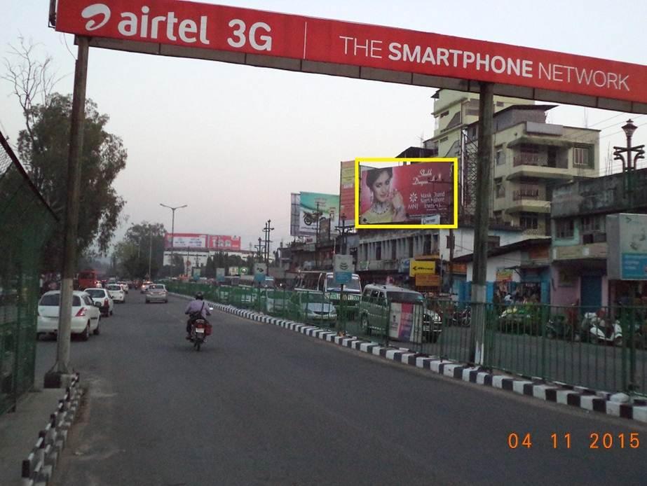 Ganeshguri Bus Stand, Guwahati-1