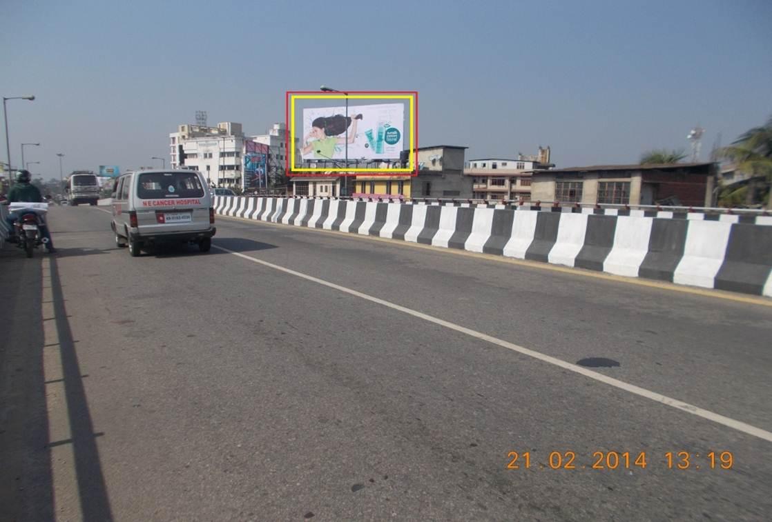 GS road Sixmile Flyover, Guwahati