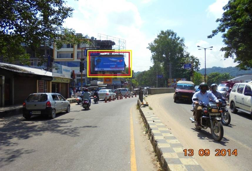 MG Road Bharalumukh, Guwahati