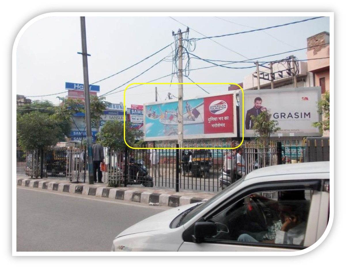Palika Bazar, Rohtak