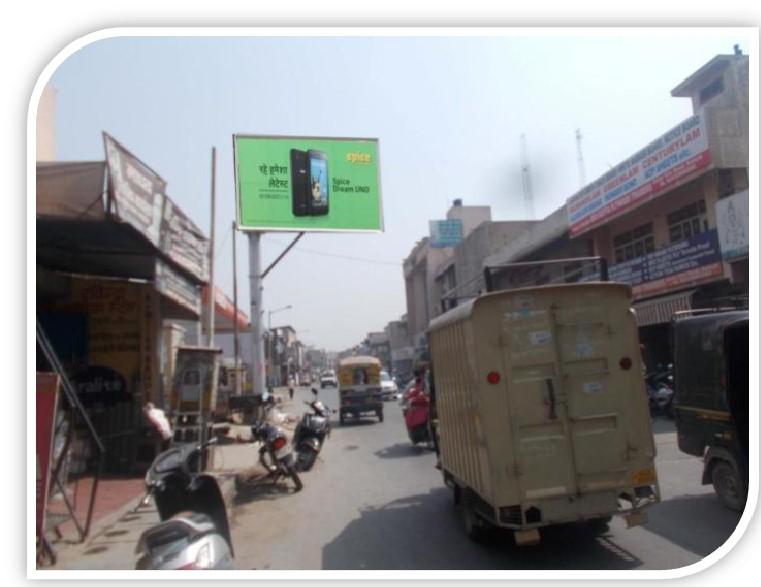 Nr. Shantmai Chowk, Rohtak