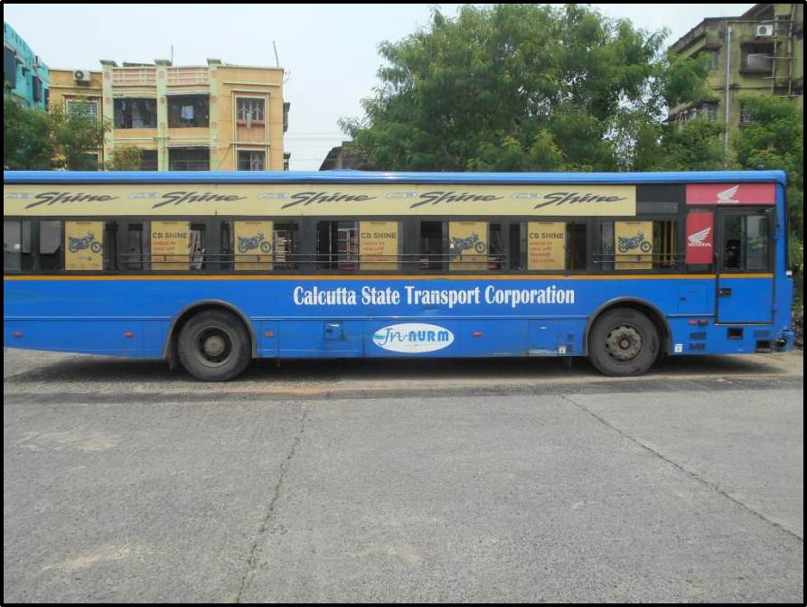 Calcutta State Transport Corporation, Kolkata