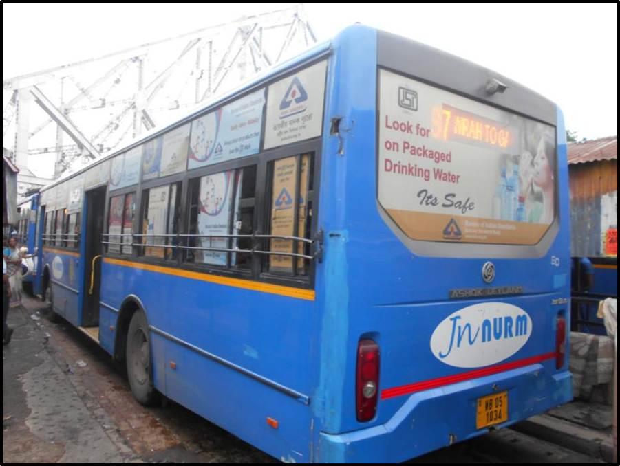 Calcutta State Transport Corporation, Kolkata