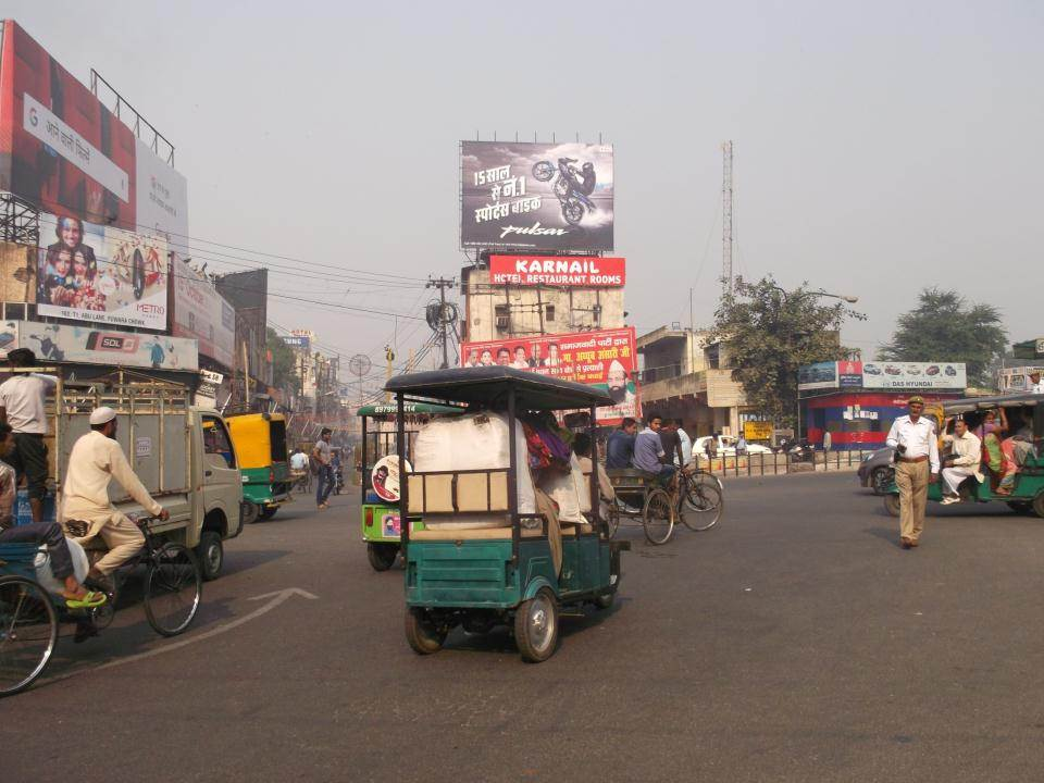 Begum Bridge, Meerut