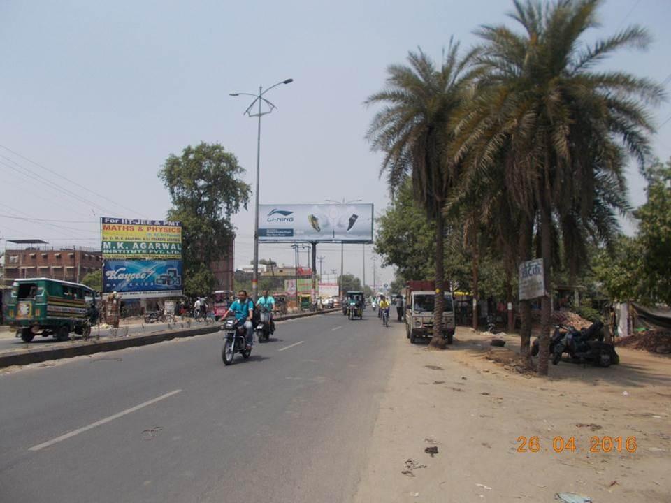 Mangal Pandey nagar cut, Meerut
