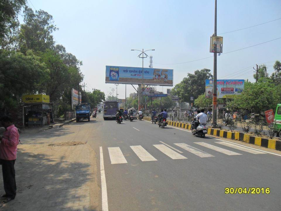 Medical Tiraha, Meerut