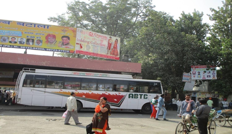 Bus Stand, Batala
