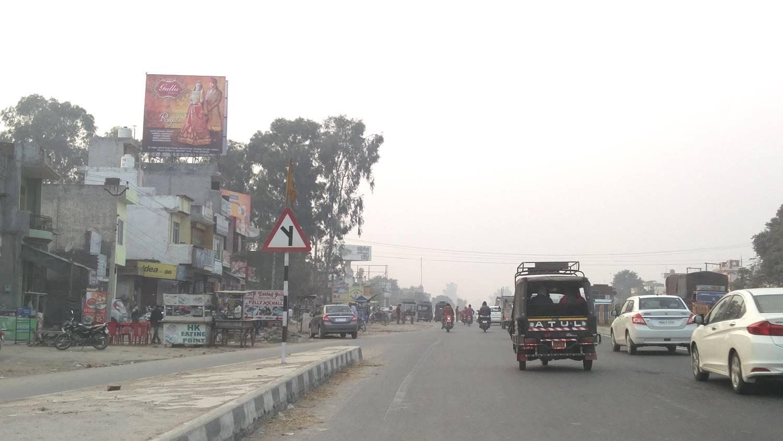 Daburji Asr Gate Outside Alpha City, Amritsar