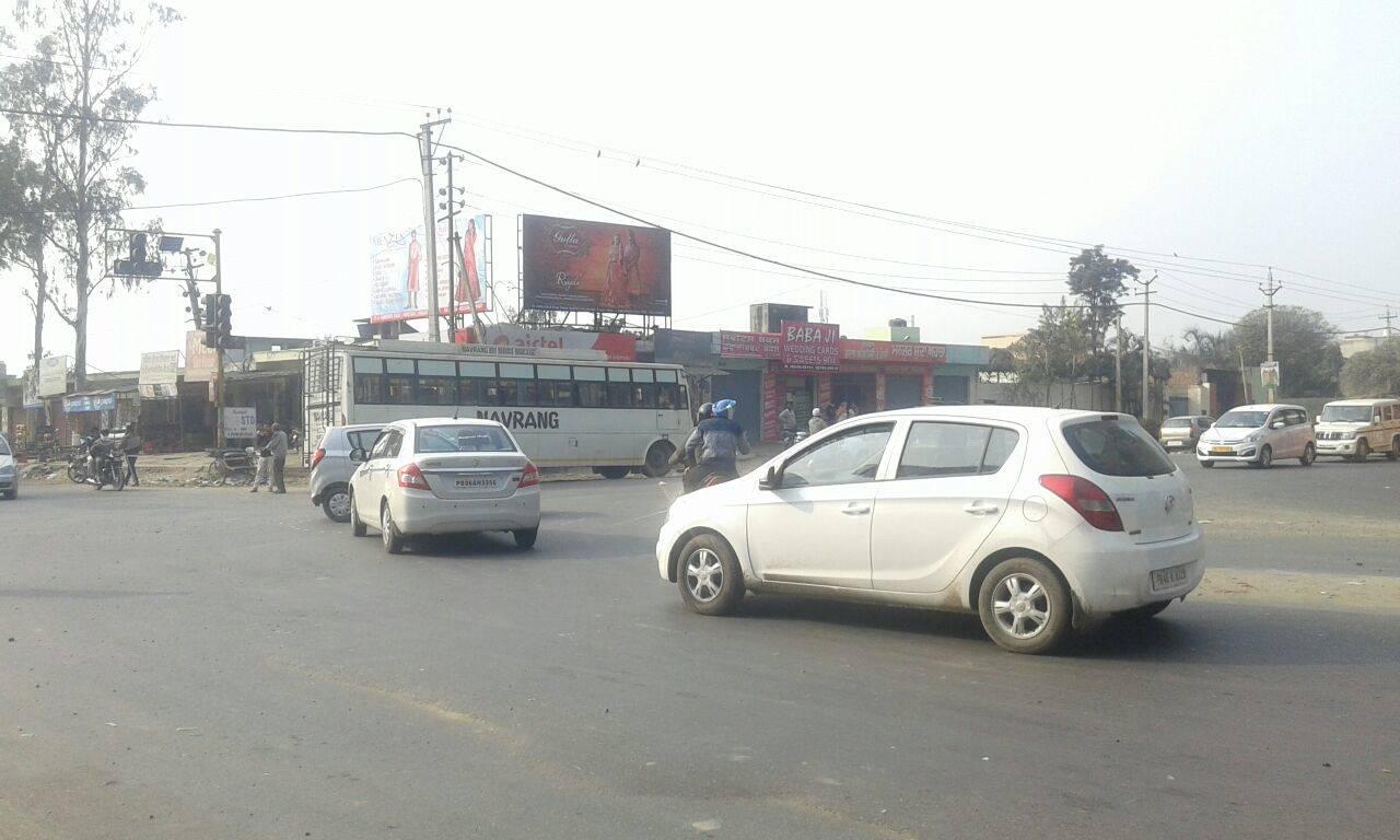 Tarantaran Bus Stop Entry, Amritsar