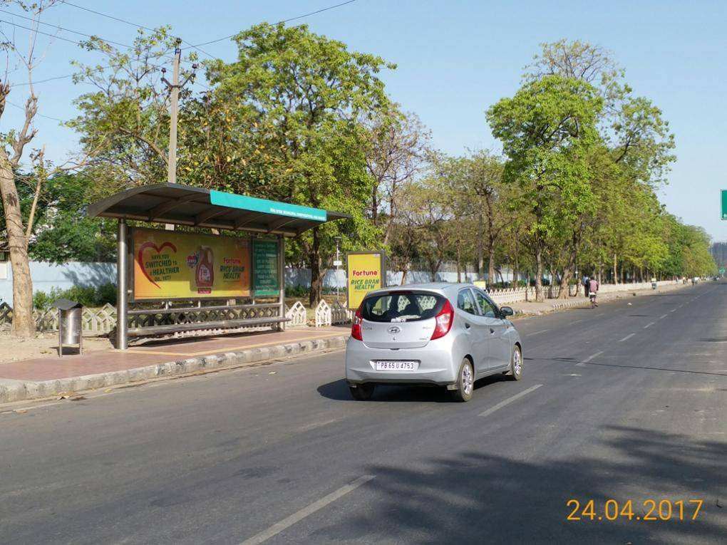 PTL Chowk Traffic Lights, Mohali