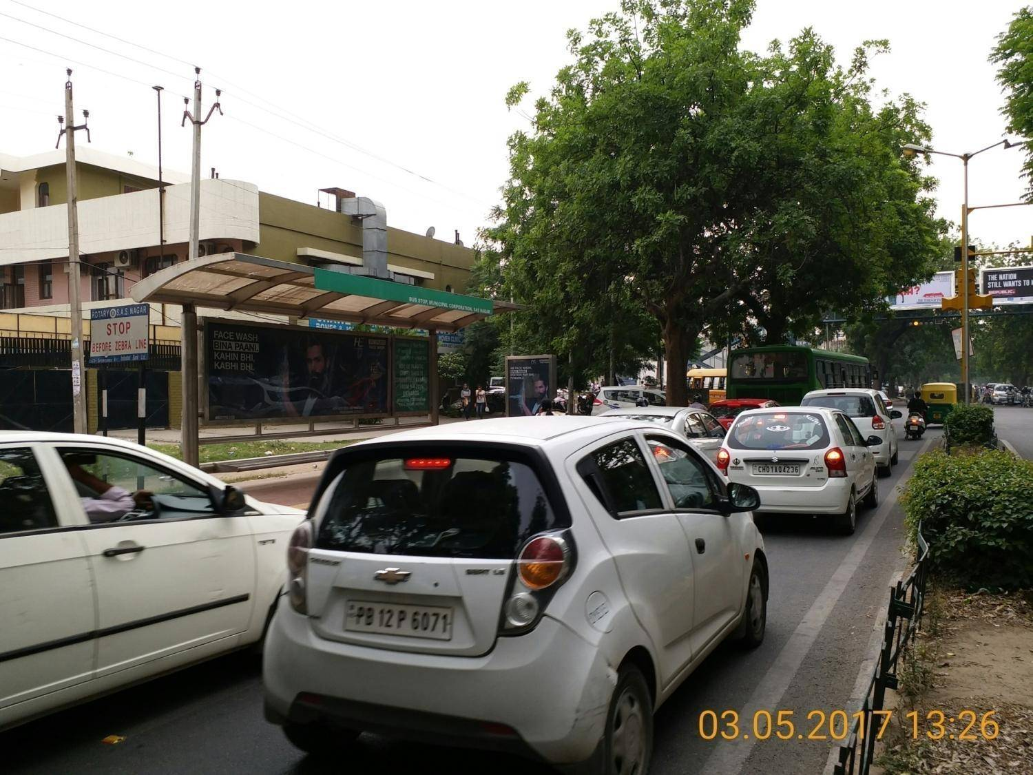 Phase-7, Nr. Chawla Nursing Home Traffic Lights, Mohali