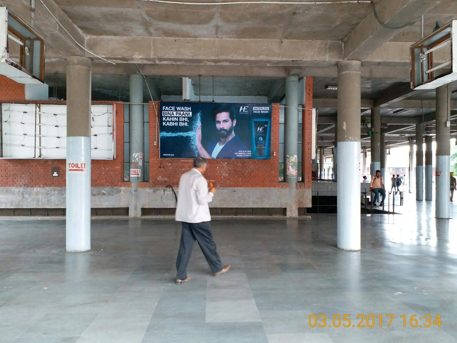 ISBT, Sector-17, Nr. Local Counter Right Side, Chandigarh