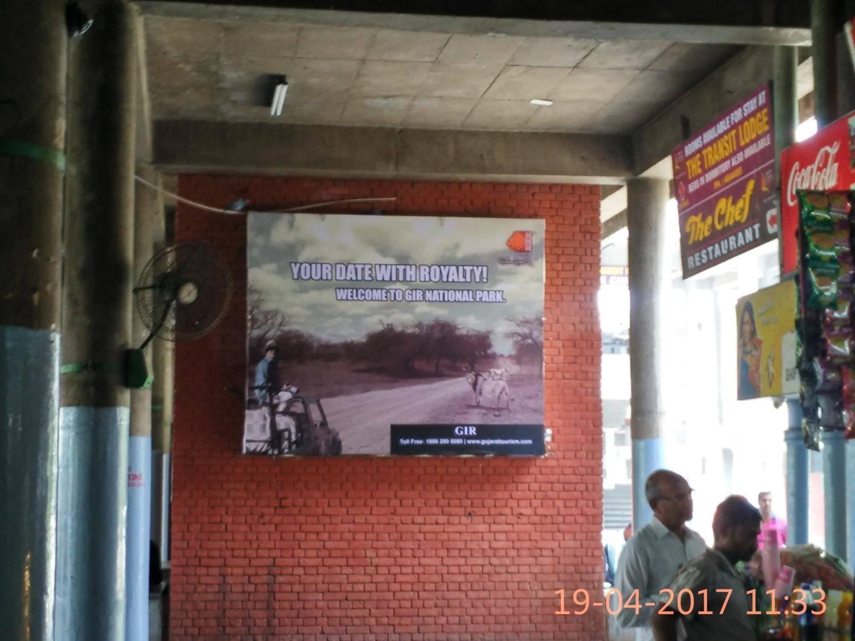Nr. Delhi Volvo Counter, Chandigarh