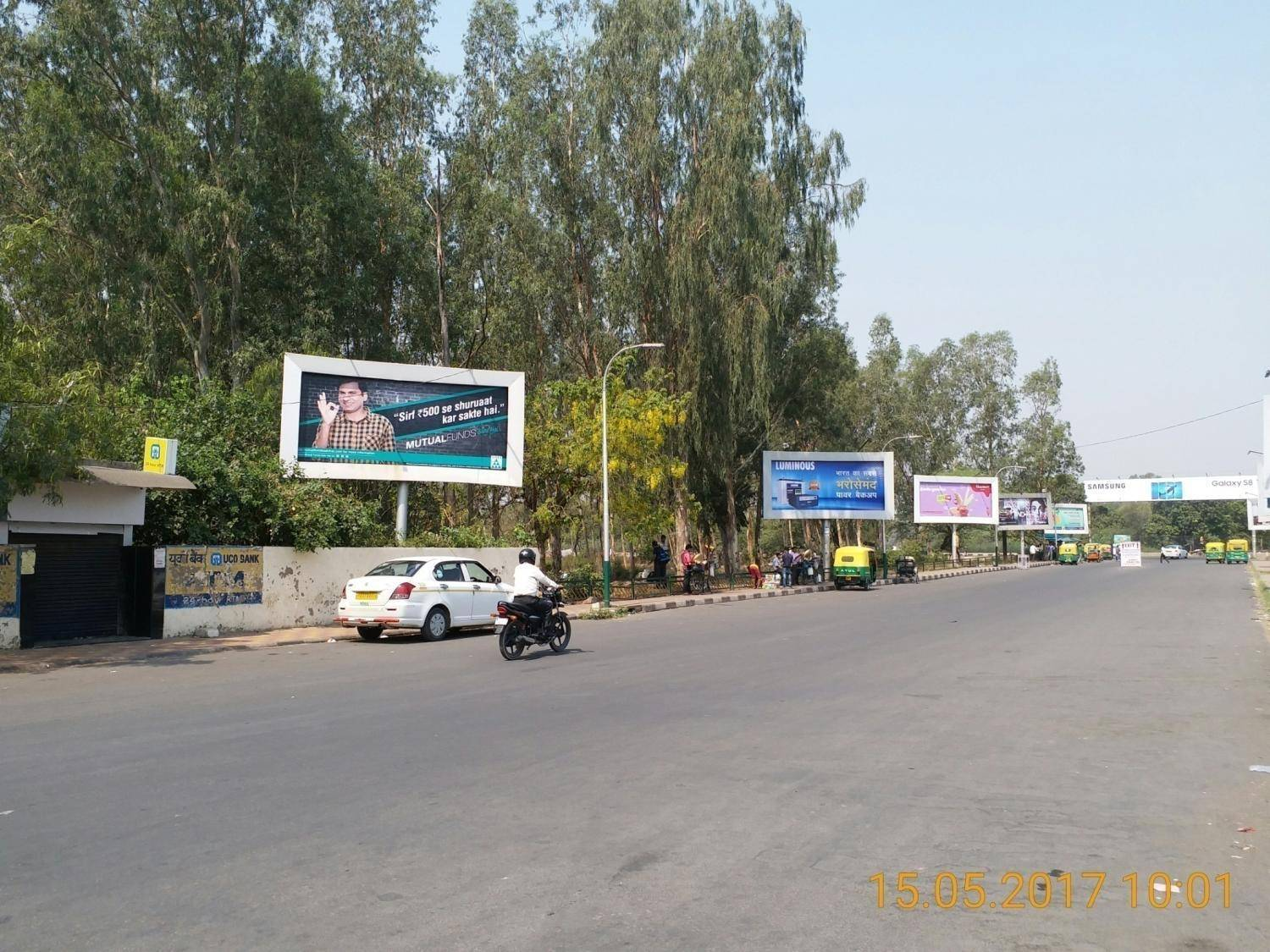 Railway Station Exit Left Side-1, Chandigarh
