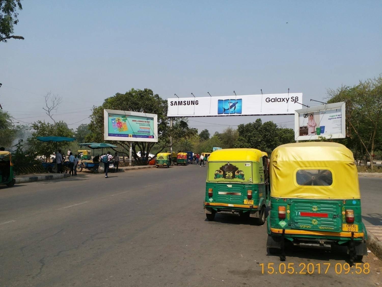 Railway Station Exit Left Side-5, Chandigarh