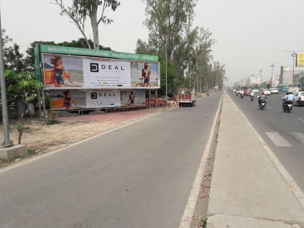 Ferozepur Road Agar Nagar T-Point Lower Panel, Ludhiana
