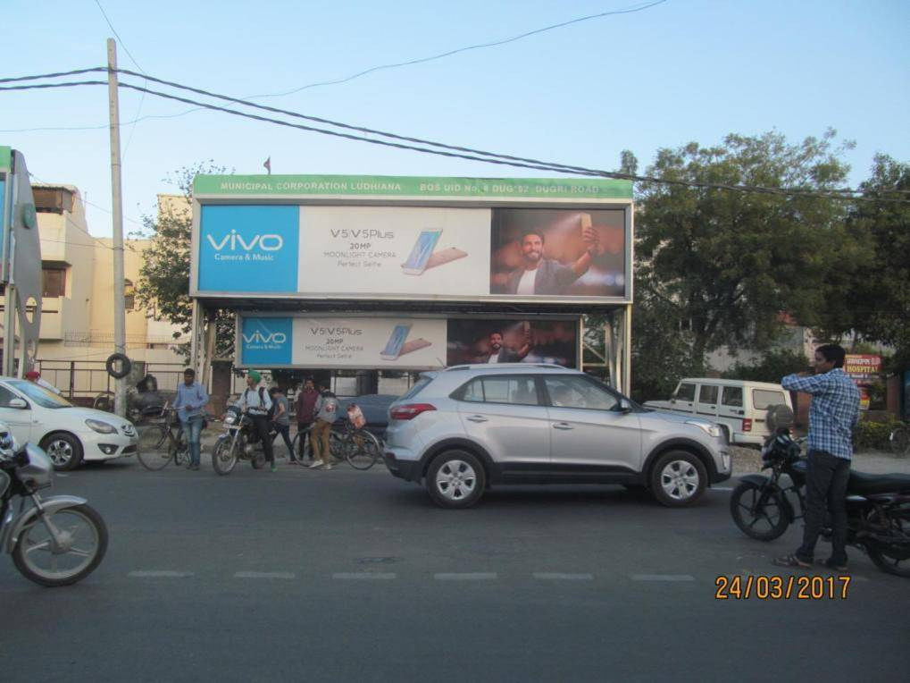 Dugri Road Left Panel, Ludhiana