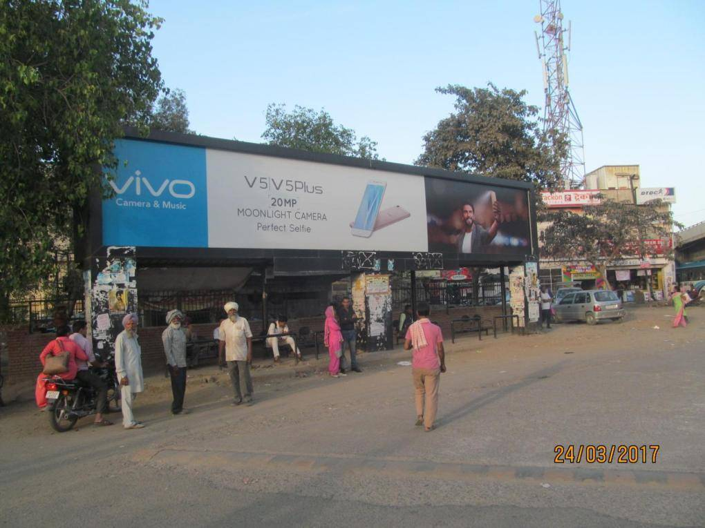 Pratap Chowk Bus Stand Road Right Panel, Ludhiana