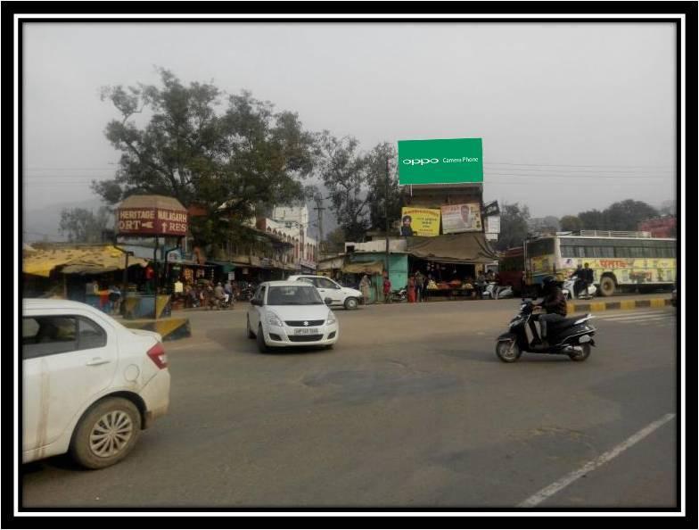 Bus Stand, Nalgarh