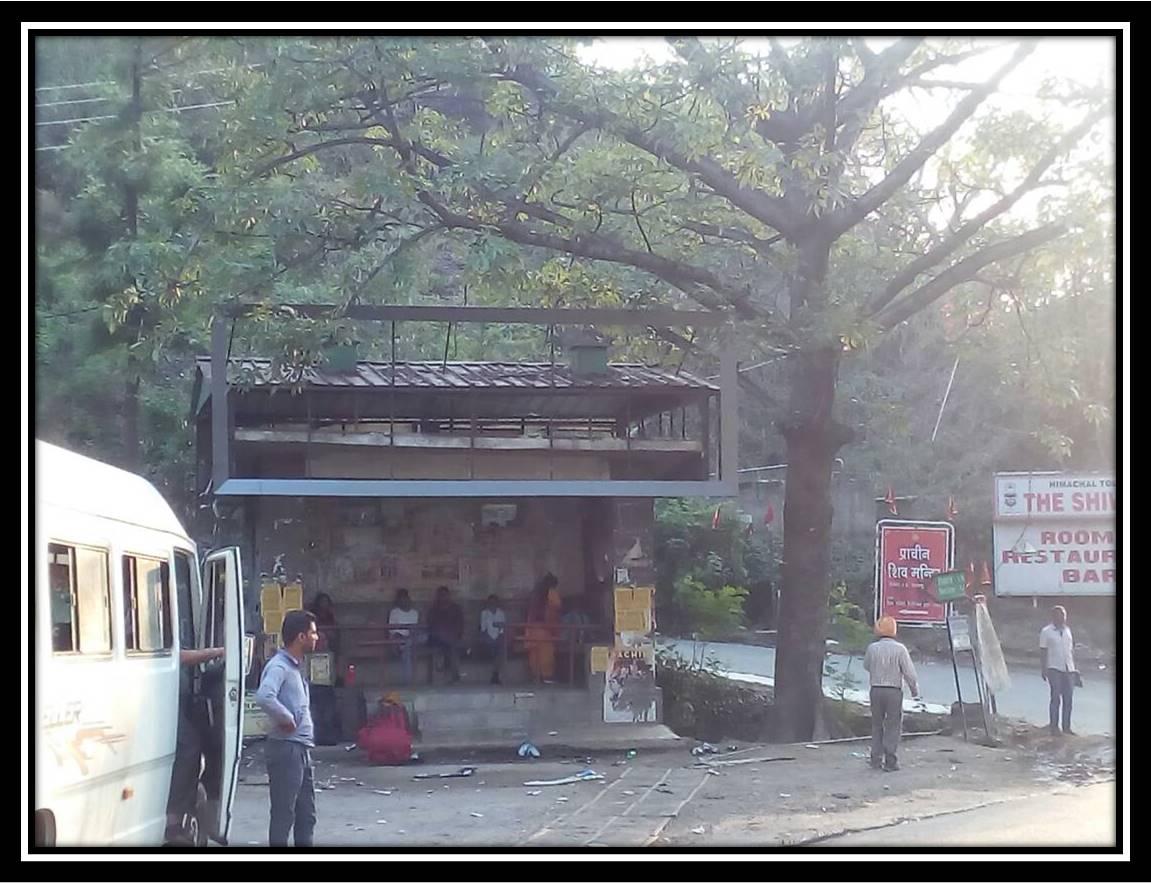 Nr Parwanno Toll Outside  Shivalik Hotel, Parwanoo