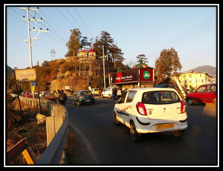 Tara Devi, Shimla