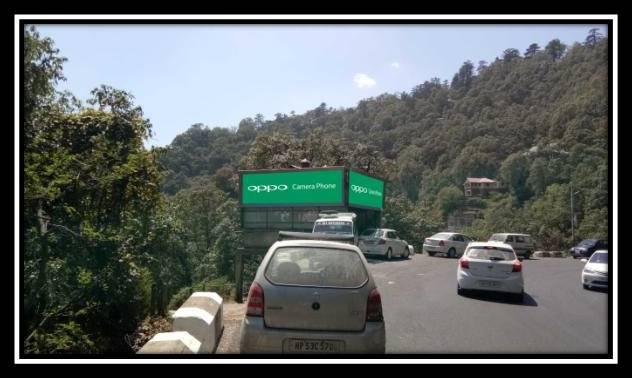 Mla Crossing, Shimla