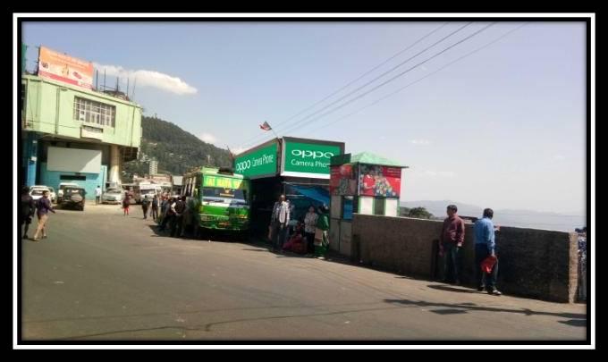 Old Bus Stand, Shimla