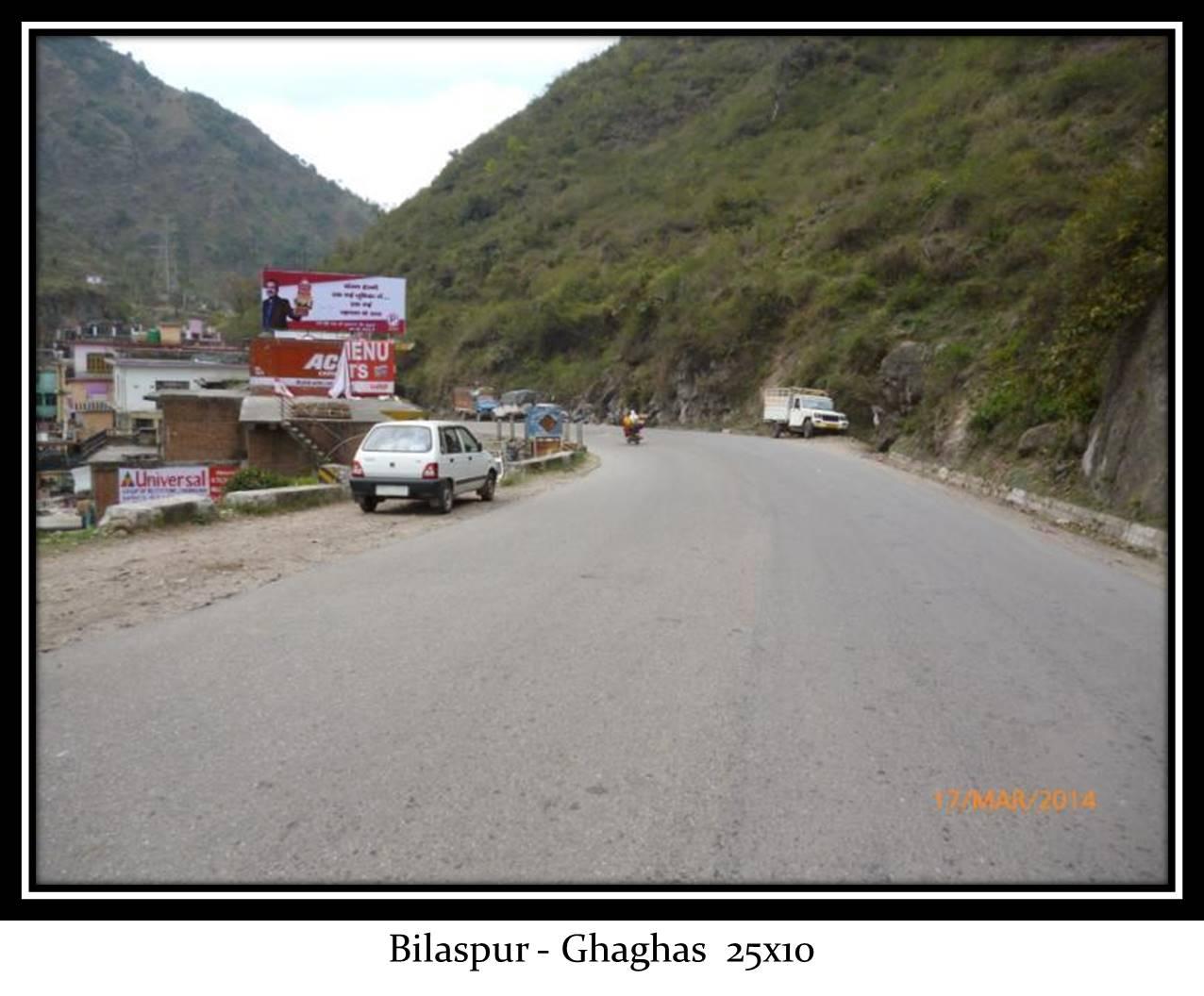 Ghaghas, Bilaspur